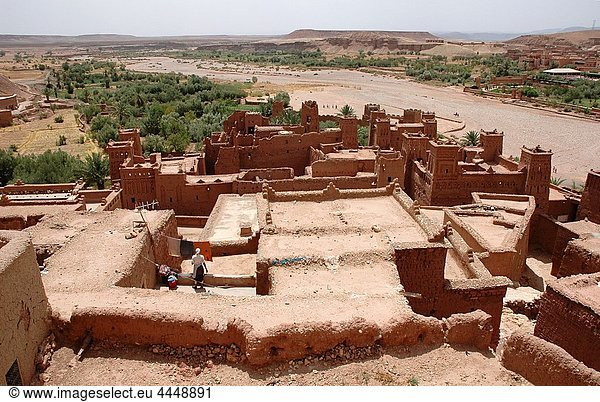 Ait Ben Haddou (Morocco): the old fortified city