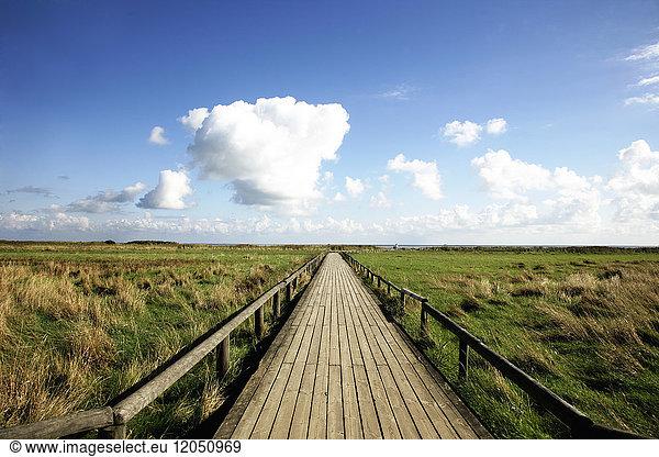 Boardwalk,  Sylt,  Germany, Boardwalk,  Sylt,  Germany