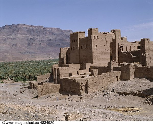 Draa,  Holiday,  Kasbah,  Landmark,  Marokko,  Afrika,  Timiderte,  Tourismus,  Reisen,  Urlaub,  Tal