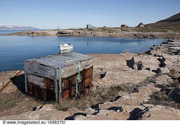 Herbert-Insel,  Qaanaaq,  Grönland.