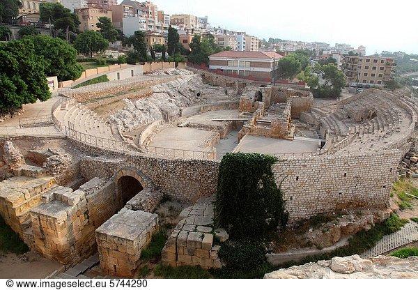 Panorama , Europa , römisch , Spanien , Tarragona
